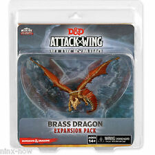 WizKids Games Dungeons & Dragons - Attack Wing Wave 8 Brass Dragon Expansion PA