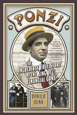 Library of Larceny Ponzi Book True Story of the King Financial Cons Donald Dunn