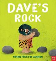 Dave's Rock (Dave's Cave) by Frann Preston-Gannon, NEW Book, (Paperback) FREE &