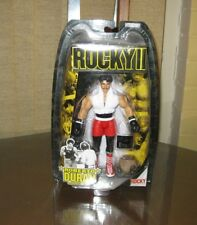 Rocky II Roberto Duran Hands Of Stone Figure Jakks Pacific Mint In Package MIP