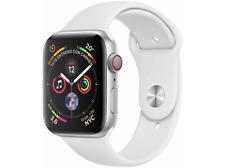 Apple Watch Series 4 GPS + Cellular, 40mm Caja de Aluminio Plata