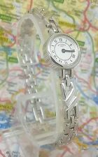Rotary Solid Sterling Silver 925 Hallmarked  Bracelet Ladies Watch