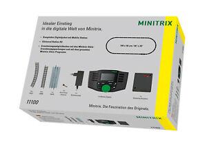 """Trix 11100 Startpackung """"Digitaler Einstieg"""" mit MS 66955 #NEU OVP"""