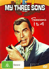 My Three Sons Seasons 1 - 4 Collection (1961) DVD