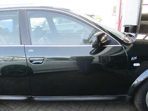 Tür vorne rechts Audi A6 4B Allroad IRISCHGRÜN LZ6G grün