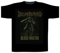 Decapitated Blood Mantra II Shirt S M L XL XXL T-Shirt Officl Death Metal Tshirt
