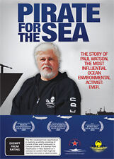 Pirate for the Sea The story of Sea Shepherd's Paul Watson DVD - Whale wars
