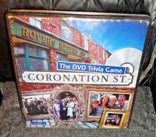 Coronation Street il DVD Quiz Gioco di Latta Edizione (SCREEN Life) 2007 SIGILLATO