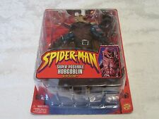 Toy Biz Marvel Legends Spider-Man Classics Super Poseable Hobgoblin with Glider