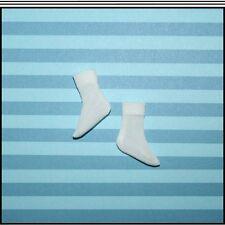 50th Anniversary Happy B'day Skipper White Nylon Socks For Mattel Collectors