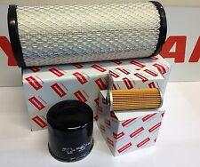 Genuine Yanmar Filter Kit, Engine Model - 3TNE82A-TB, Genuine Yanmar Filters.