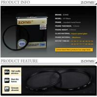 Digital Ultra Violet Filter Super Slim UV Filter for Universal Camera Lens