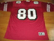 Starter JERRY RICE No. 80 SAN FRANCISCO 49ers (Size 52) Jersey