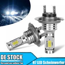 2 Stück H7 LED Auto Nachrüstsatzglühlampen DRL Scheinwerfer Birne Lampe 6000K