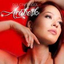 GÜLCIN ERGÜL - ARABESK - CD NEU ALBEN