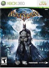 Batman: Arkham Asylum Xbox 360 New Xbox 360, Xbox 360
