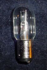 CR098 Nikon 6V 15W Bayonet Oval Bulbs Nikon Autocollimator x7 Lot 6B 6D.1 EPI