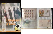 """FOLDER Nuovo Integro - """"JUVENTUS"""" CAMPIONE D'ITALIA 2002-2003"""