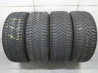 4x Winterreifen Pirelli Winter Sottozero 3 225/45 R18 95H MO / DOT xx18