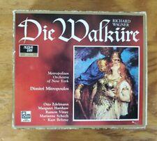 Richard Wagner - Die Walkure Metro Orchestra of NY - Dimiti Mitropoulos 1988