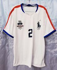 Polo Sport Usa Shirt #2 white Size Xl