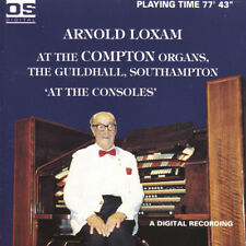 Arnold Loxam - At the Consoles CD ( 1993 ) + FREE P&P