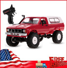 WPL C24 1/16 RC Car Crawler Off-Road 4WD Truck RTR with Headlight Gift for Kids