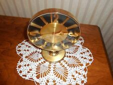 IMHOF   SWISS TABLE CLOCK SERIAL NO. 1124380 15 JEWELS