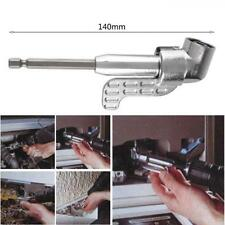 """1/4"""" Magnetic Angle Screwdriver Bit Adapter 105 Degree Electric Drill Head 6mm"""