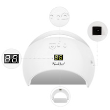 Neonail 5479 LED Lampe Eco 21w / 48w Nagellampe Uv- maniküre geeignet