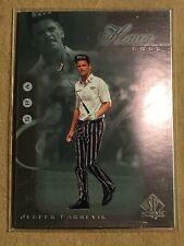 2001 SP Authentic Golf Trading Cards Honor Roll #HR4 Jesper Parnevik