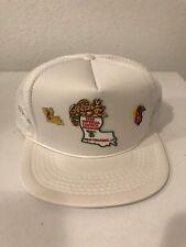 Shriner Mason Vintage snapback baseball hat cap Imperial Council New Orleans