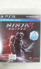 ninja gaiden 3 Playstation 3 PS3
