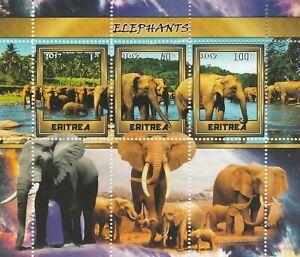 Elephant Eritrea Mint 2819