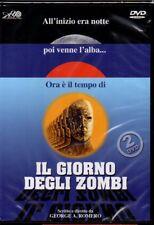 IL GIORNO DEGLI ZOMBI - 2 DVD (NUOVO SIGILLATO) GEORGE A. ROMERO