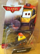 """DISNEY PLANES DIECAST - """"Blackout""""  New Planes 2 Fire & Rescue -Combined Postage"""