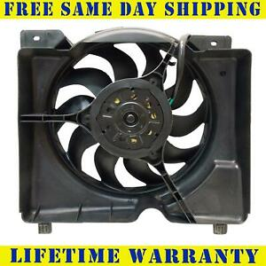 Radiator Cooling Fan Assembly For Jeep Cherokee  CH3115106