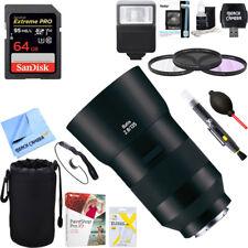 Zeiss Batis 135mm f/2.8 Lens for Sony E Mount + 64GB Ultimate Kit