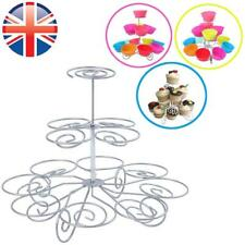*UK Seller* 3 Tier 13 Cupcake Party Cupcake Muffins Holder Display Stand