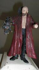 "7.5"" Hellboy Poseable Grigori Rasputin Figure (Mezco Toys, 2004) ~ VGUC"