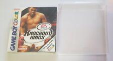 Knockout Kings Nintendo Game Boy Color pal España NUEVO y SELLADO+regalo.