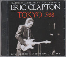 Eric Clapton - Tokyo 1988 2CD feat Elton John and Mark Knopfler