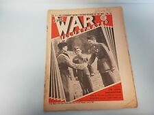 The War Illustrated No. 32 Vol 2 1940 Finland Hungary Balloons Graf Spee