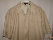 Pronti By Phita Size M Short Sleeve Button Up shirt