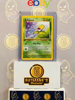 Bellsprout 49/64 1st Edition NM Near Mint Jungle Set Non-Holo Pokemon Card