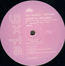 LOLEATTA HOLLOWAY - The Queen's' Anthems - 6 x 6 Records