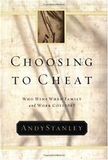Choosing to Cheat : Who Wins When Family and Work
