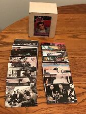 ELVIS PRESLEY LIFE SERIES COLLECTIBLE CARDS SERIES ONE COMPLETE IN BOX
