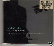 (E919) Michael Bolton, Can I Touch You .. There? - CD