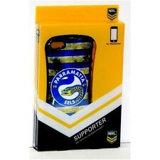 Licensed NRL Parramatta Eels iFace Anti-Shock Tough Case Cover for iPhone 5 / 5S